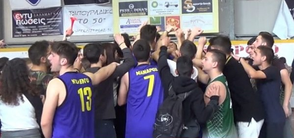 Έχασε το 2ο ΓΕΛ Ναυπλίου από το 2ο ΓΕΛ Σπάρτης στο Πανελλήνιο Σχολικό Πρωτάθλημα καλαθοσφαίρισης