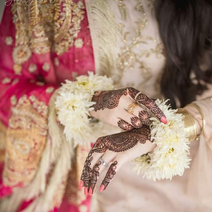 Bridal Hand Mhendi DP
