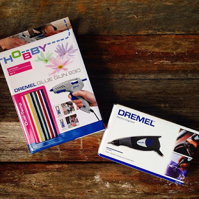 Dremel Glue Gun and Engraver