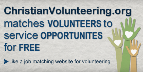 One of The Largest Resources In The World | Christian Volunteering