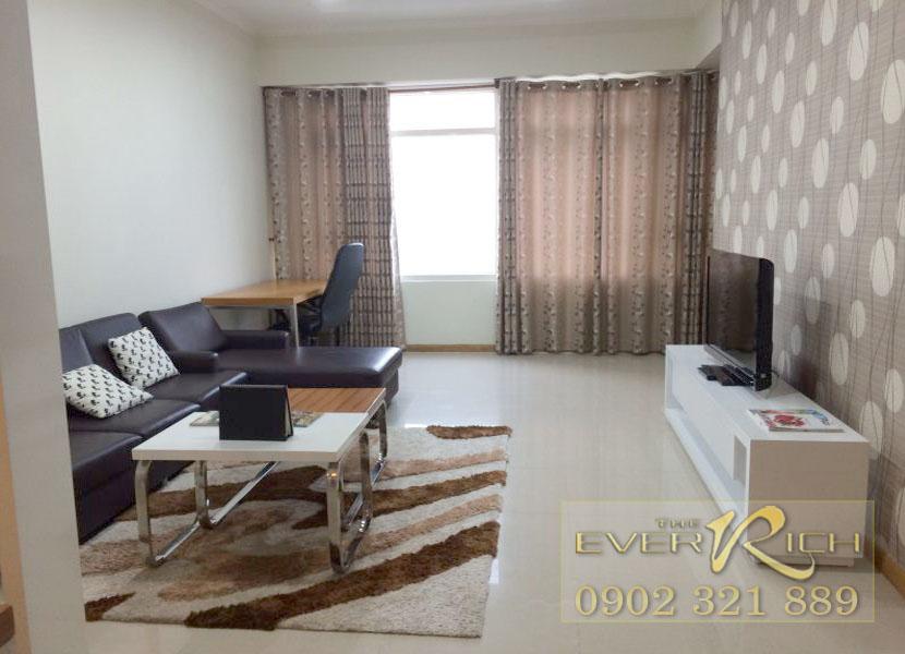 Cho thuê căn hộ Everrich đường 3/2 quận 11 căn hộ tiện nghi giá thuê hợp lý - hinh 3