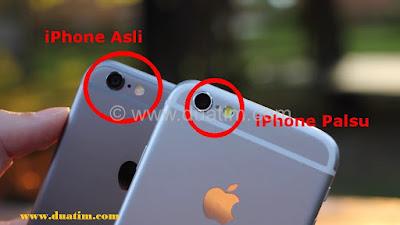 Cara Membedakan IPhone Asli dan IPhone Palsu, Kenali Yuk!