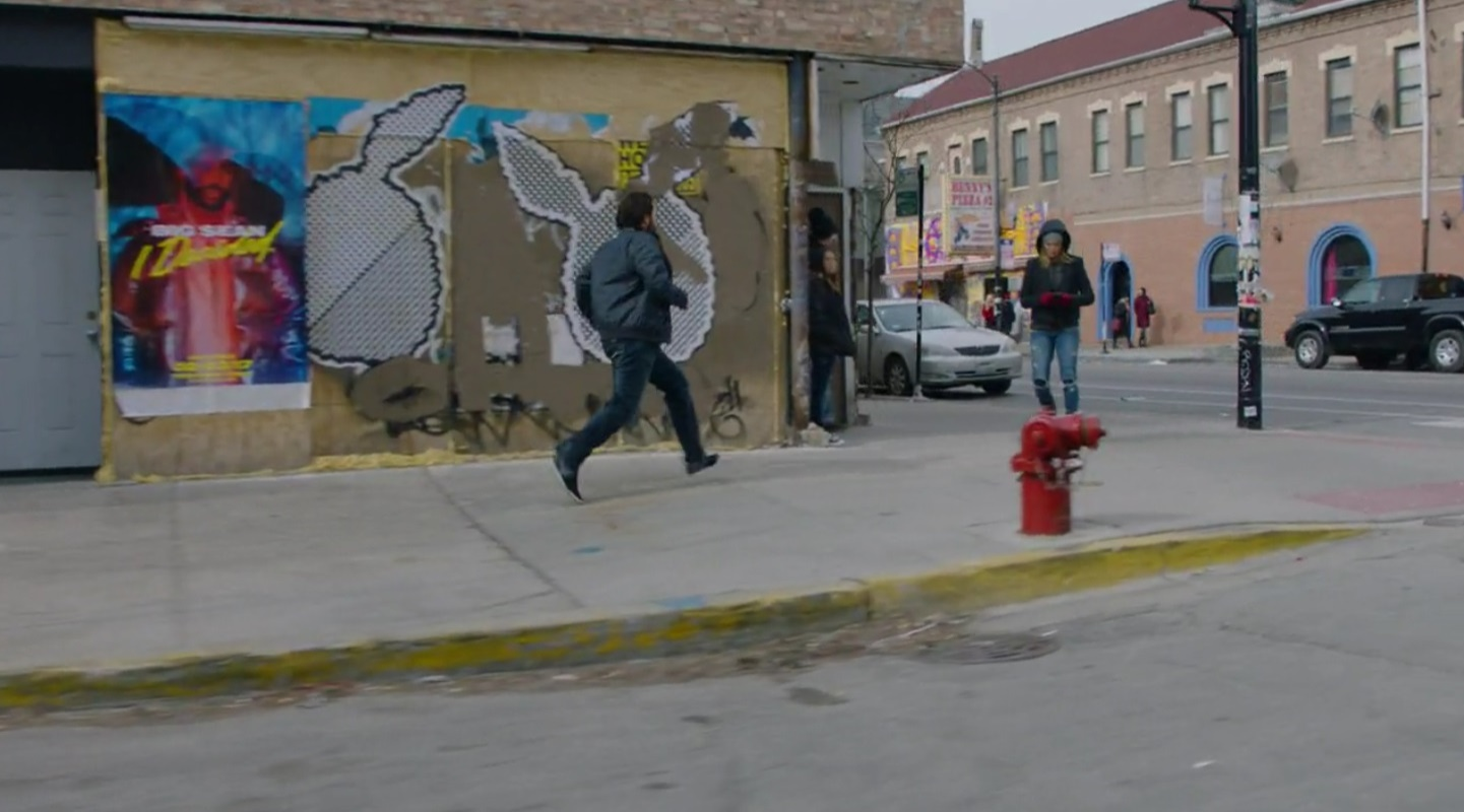 Filming locations of chicago and los angeles chicago pd for 18th street mural