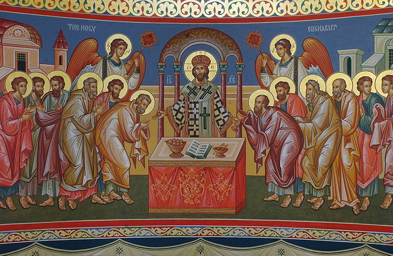 Image result for kingdom of god liturgy