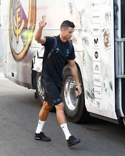 Cristiano Ronaldo dona € 700.000 a México