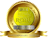 The Calico Heart is a 2014 RONE Award Finalist!