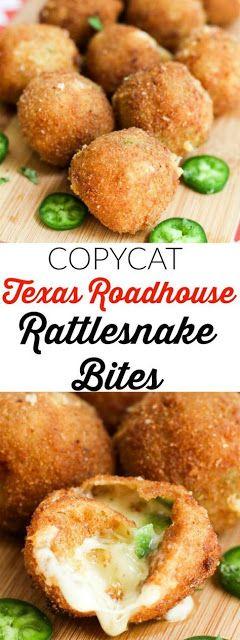 Copycat Texas Roadhouse Rattlesnake Bites