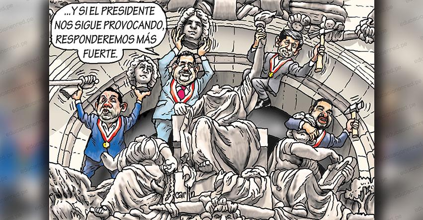 Carlincaturas Sábado 11 Julio 2020 - La República