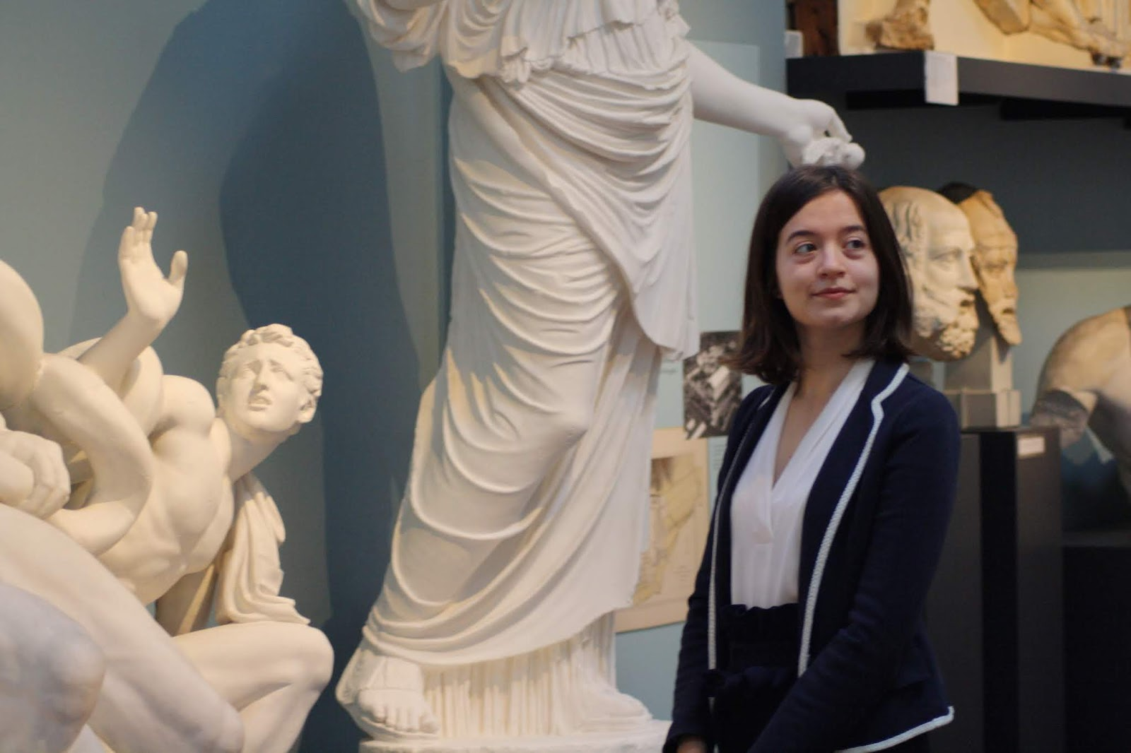 PhD student first year experience museum studies ashmolean