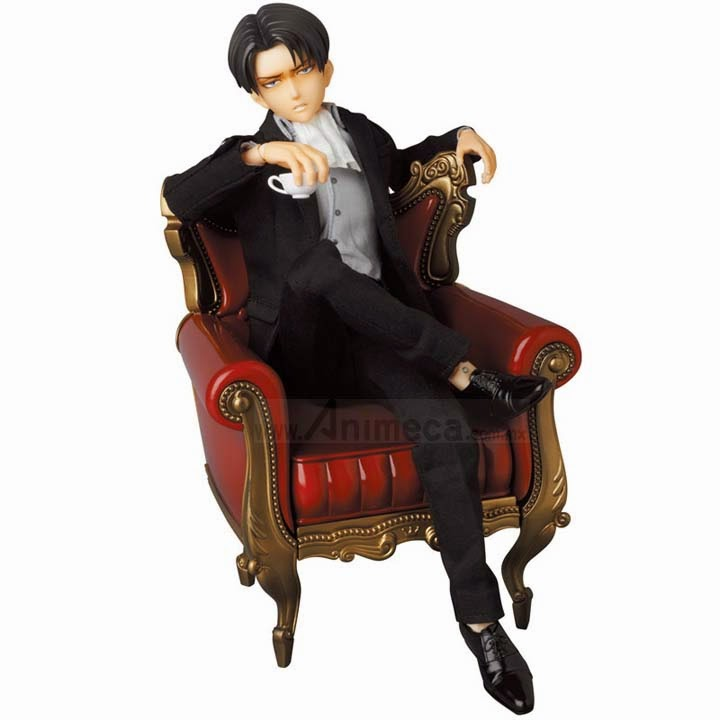 LEVI Suits Ver. REAL ACTION HEROES No.697 FIGURE Attack on Titan