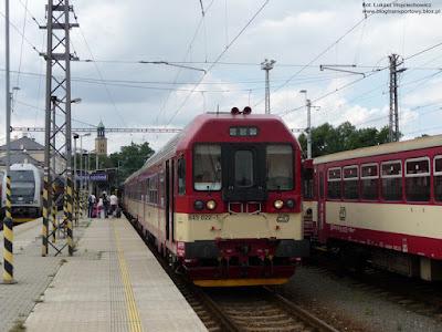 843, České dráhy