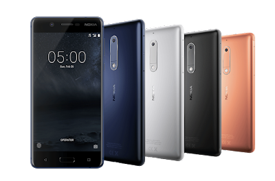 Nokia 3, Nokia 5 and Nokia 6 Launched in Romania