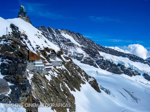 Suíça - Jungfraujoch Jungfrau | Alpes Suíços