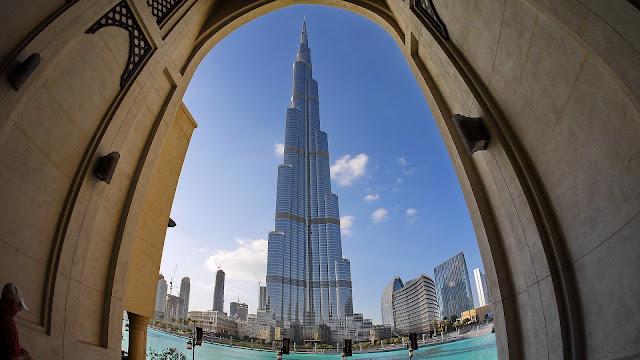 MARHABA- LET'S GO TO DUBAI