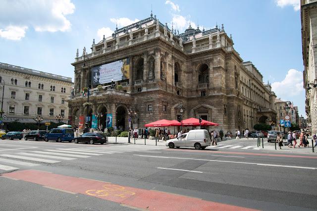Teatro dell'Opera-Budapest
