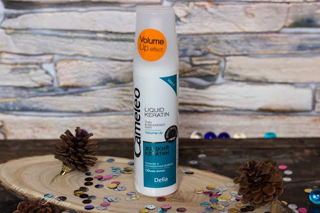 Жидкий кератин для тонких и ослабленных волос Cameleo BB Delia Cosmetics
