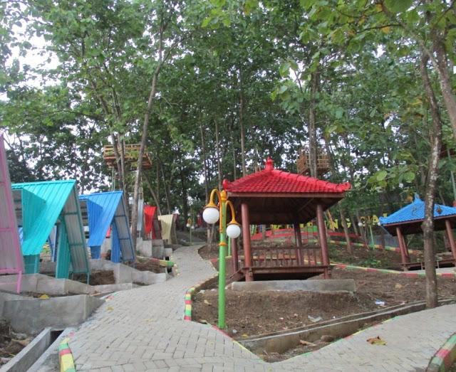 kampung galau wonogiri