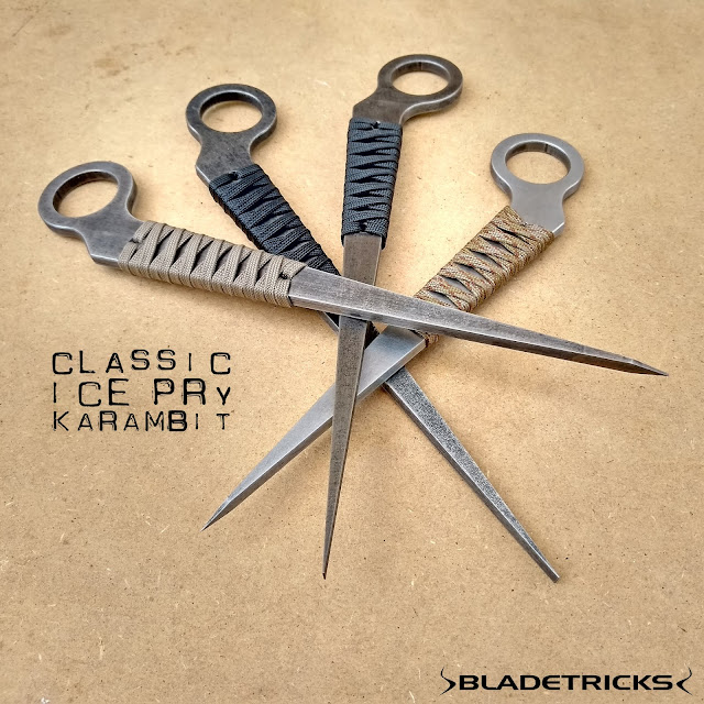 Classic Ice Pry Karambits at Bladetricks.net
