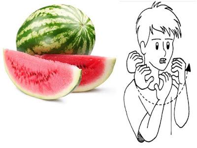 sinais de libras de frutas