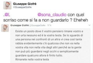 Giuseppe Giofrè e Claudio Sona