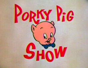 7 Disney Animal Porky Pig Show Cartoon Wallpaper