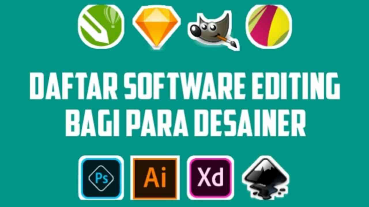 Software Desain Terbaik Tahun 2019