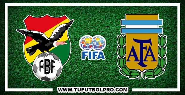Ver Bolivia vs Argentina EN VIVO Por Internet Hoy 28 de Marzo 2017