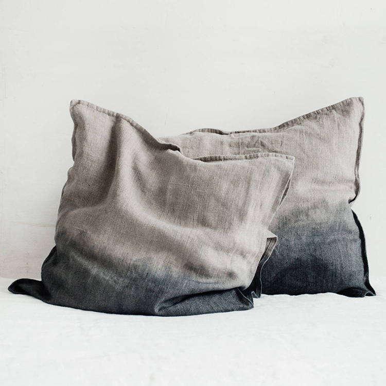 Linen pillowcase by Taftyli on Etsy