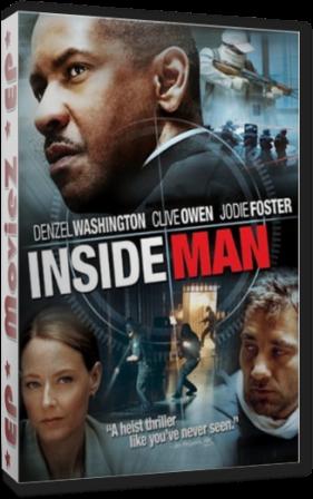 Inside Man – El Plan Perfecto [2006] [DvdRip] Español Latino