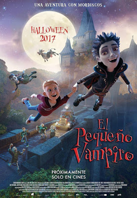 The Little Vampire 2017 DVDCustom HDRip NTSC Latino LINE