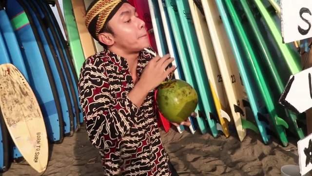 Alif Rizky - Karna Su Sayang Versi Jawa