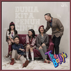 The Baldy's - Dunia Kita Penuh Cinta