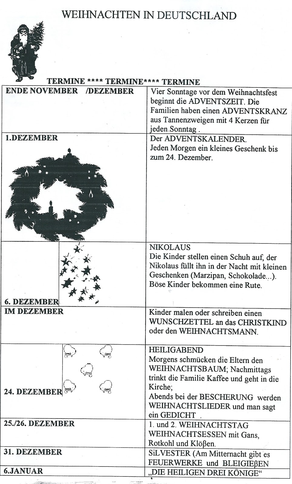 Deutsch Ist Schon Kommt Etwas Weihnachten Schone