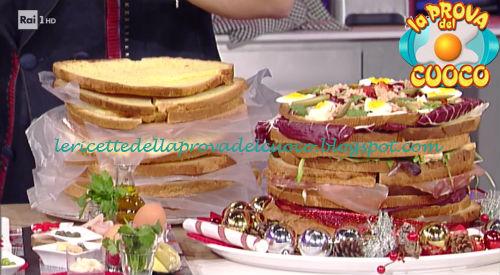 Ketchup Ricetta Mainardi.Panettone Salato A Quattro Mani Ricetta Andrea Mainardi E Daniele Persegani Da Prova Del Cuoco