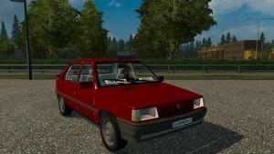 Renault 11 Flash Car
