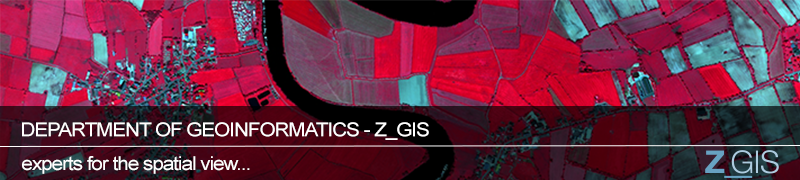Z_GIS - experts for the spatial view