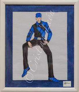 Ilustración El. Tamaño dibujo A-4