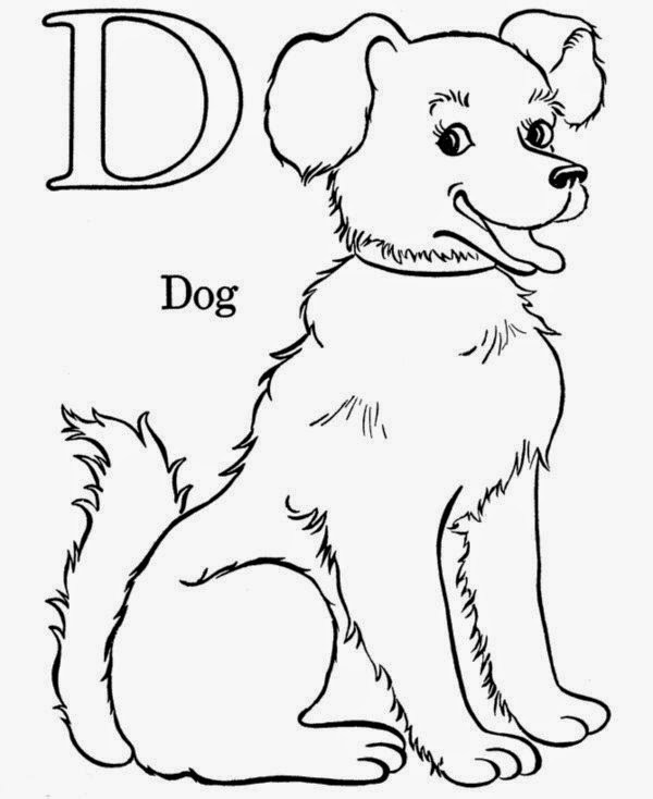 seeing eye dog coloring pages | New Coloring Pages | Your Blog Description