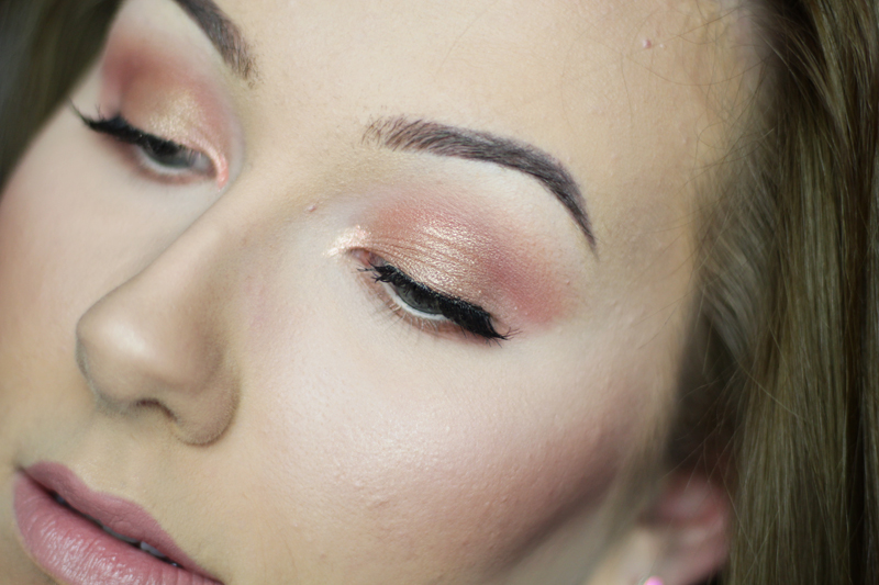 Peach Glow Makeup | Wiosenny makijaż rozświetlający