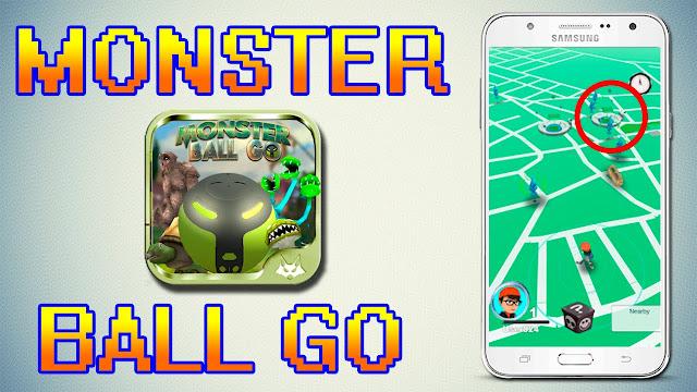 Monster Ball GO