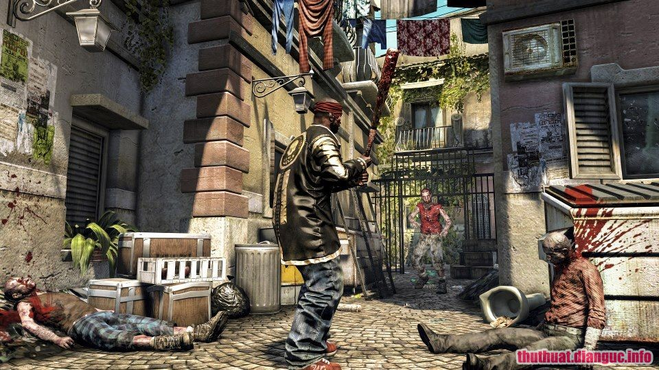 Download Game Dead Island – RELOADED Full crack