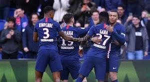 باريس سان جيرمان يحقق انتصار كبير على فريق ديجون في الدوري الفرنسي