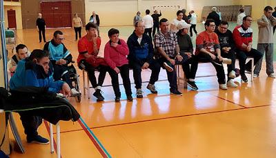 Tiro con Arco Aranjuez Discapacitados