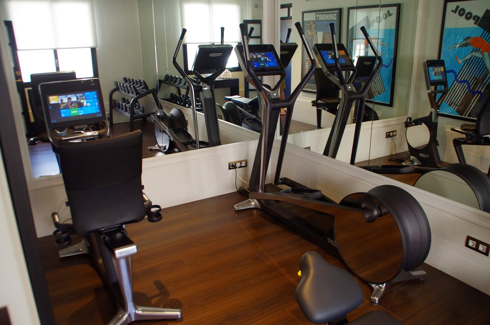 Cotton House Hotel Barcelona Gym