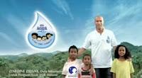 Informasi Fluoride: Zidane dan kampanye Aqua