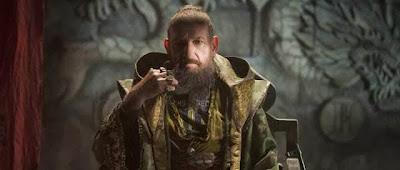 Ben Kingsley as The Mandarin in 'Iron Man 3'