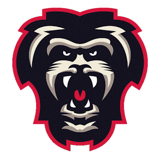Logo Dream League Soccer 2017 gorilla