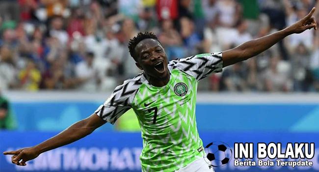 Hasil Nigeria vs Islandia Skor Akhir 2-0 | Fase Group D World Cup 2018