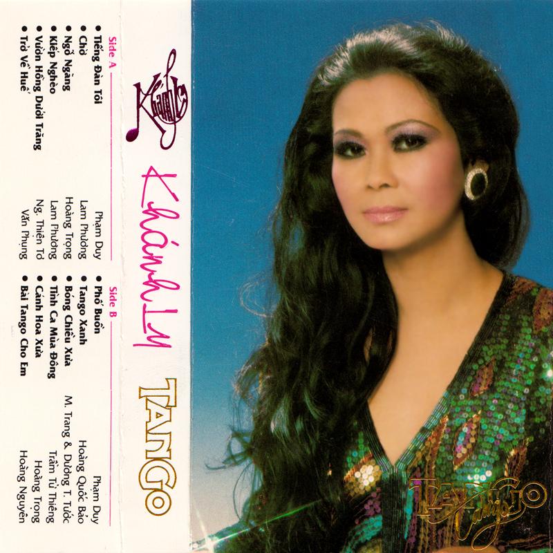 Tape Khánh Ly - Tango Tango (WAV)