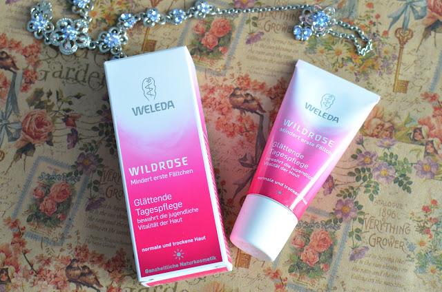 WELEDA  Wildrose Розовый дневной крем